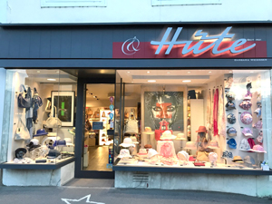 Logo & Hüte Barbara Wiegisser