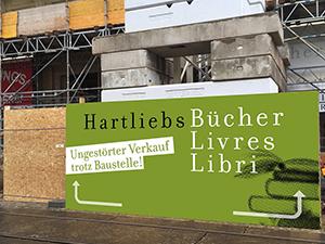 Zum Detaileintrag von Buchhandlung Hartlieb