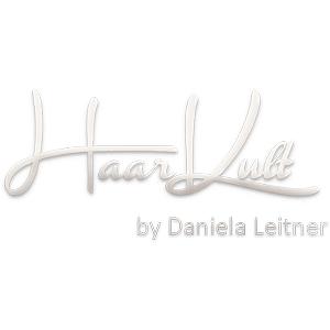 Logo Haar Kult by Daniela Leitner