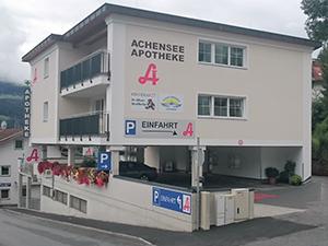 Logo Achensee-Apotheke