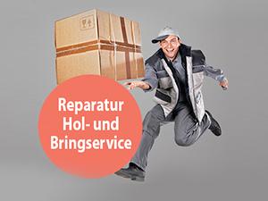 Logo BERNINA Verkauf und Service P. Fischer