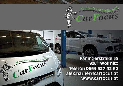Zum Detaileintrag von Car Focus Karosserie und Lackierprofi