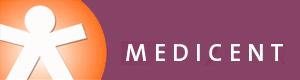 Logo Medicent Baden - Ärztezentrum