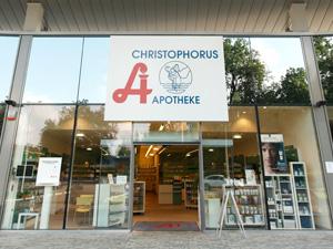 Logo Christophorus Apotheke