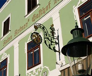 Logo Gasthaus zur goldenen Rose - Kugler & Schindler OG
