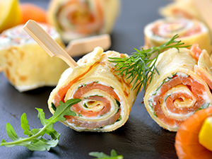 Logo Catering and more... LEUTGEB