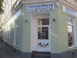 Logo Tierarztpraxis Rankgasse Mag. med. vet. Nina Brabetz