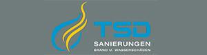 Logo TSD Brand- und Wasserschaden Sanierung GmbH