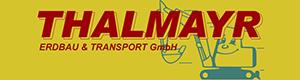 Zum Detaileintrag von Thalmayr Erdbau & Transport GmbH - Markus Thalmayr