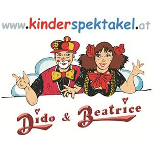 Logo Artistik u Clownerie - Kinderfeste und Events