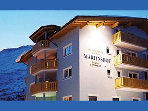 Logo Frühstückspension Martinshof