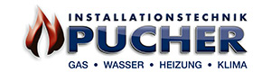 Logo Pucher Installationstechnik GmbH