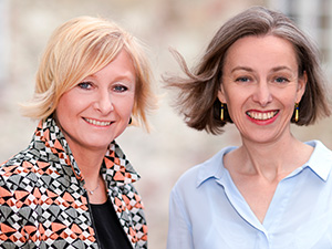 Logo Dr. Ulrike Koller & Dr. Elisabeth Januschkowetz Rechtsanwälte