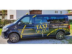 Logo Taxi Willi