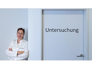 Zum Detaileintrag von Dr. med. univ. Sabine Egger