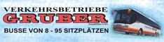 Werbung Verkehrsbetriebe Gruber GmbH & Co KG