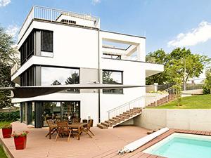 Logo Wunschhaus Architektur & Baukunst GmbH