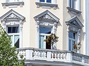 Logo Krefina Immobilien GmbH