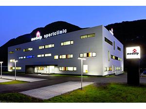 Logo Medalp Zentrum f ambulante Chirurgie Betriebs GmbH