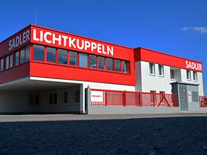 Logo SADLER-LICHTKUPPELN Kunststoffverarbeitungs-GmbH