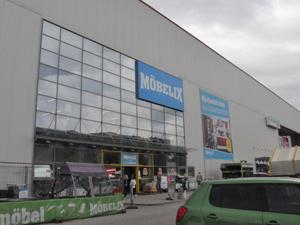 Logo Möbelix Steyr