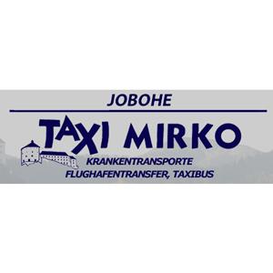 Logo TAXI MIRKO Inh. Josef Boskovic-Hechenbichler