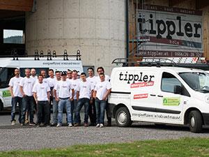 Logo Tippler energie bau Inh. Günter Tippler