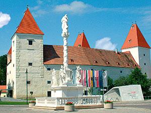 Logo Marktgemeinde Orth an der Donau