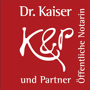 Logo Notariat Dr. Helga KAISER & Partner - Notarpartner Mag. Wolfgang STÜTZ