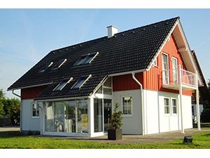 Logo Wolf Haus - Musterhaus Koblach