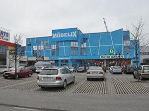 Logo Möbelix Wien 22