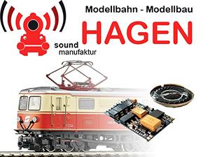 Logo Modellbau HAGEN