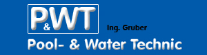 Logo Gruber Ing - Pool & Water Technic GmbH & Co KG