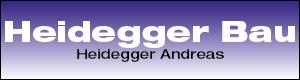 Logo Heidegger Bau - Heidegger Andreas