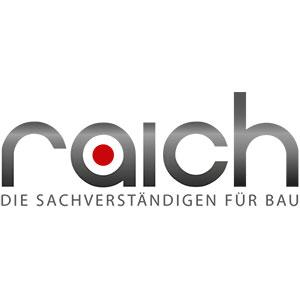 Zum Detaileintrag von RAICH - Die Sachverständigen für Bau