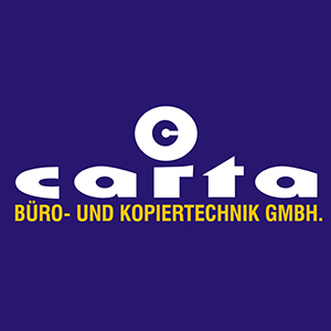 Logo Carta Büro & Kopiertechnik GmbH