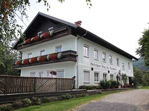 Logo Gästehaus H. u. M. Klug vlg. Rumpfwirt
