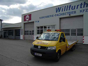 Logo Willfurth GmbH