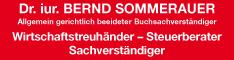 Werbung Sommerauer Steuerberatung & Unternehmensberatung