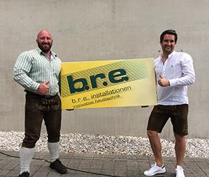 Logo BRE Installationen Buchner-Raidel-Enzinger GesmbH