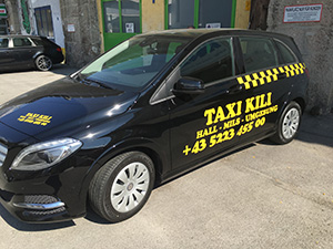 Logo Taxi Karl Kili KG