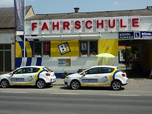 Logo Fahrschule BÖHM-JUHASZ