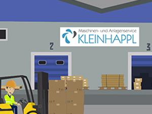 Logo Maschinen- und Anlagenservice Kleinhappl e.U.