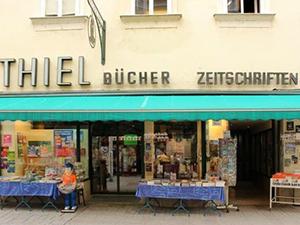 Logo Buchhandlung Thiel