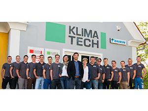 Logo Klimatech Handels- und Service GmbH