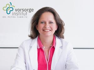 Logo Dr. Petra Fabritz – Internistin & Vorsorge-Expertin