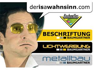 Logo Baumgartner Lichtwerbung GmbH