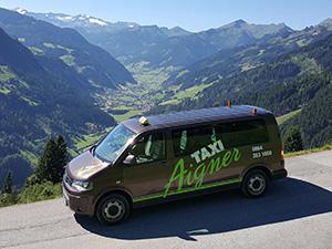 Logo Taxi Aigner