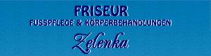Logo Friseur Fußpflege Körperbehandlungen Zelenka Inh Petra Polster