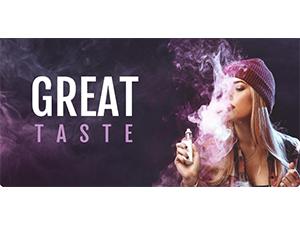Logo Dampfershop Great Taste